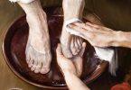Cerimônia de Lavar os Pés