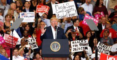 "Pastor acusa Trump de promover ""manifestação demoníaca"""