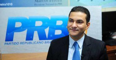 Partido ligado à IURD recebeu R$ 7 mi da Odebrecht para apoiar Dilma, diz jornal