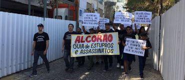 """Evangélicos protestam contra Alcorão: """"Guia de estupros e assassinatos"""""""