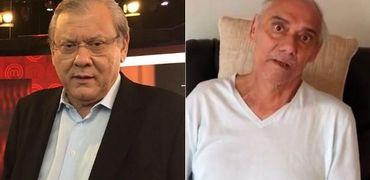"""Ajude Deus a te ajudar"", pede Milton Neves a Marcelo Rezende"