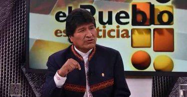 Evo Morales suspende criminalização do evangelismo na Bolívia