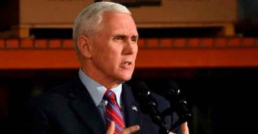 """""""Guerreiros de oração causam impacto na nação"""", diz vice-presidente dos EUA"""
