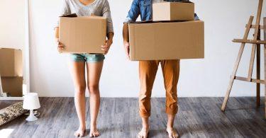 Casais que moram juntos antes do casamento